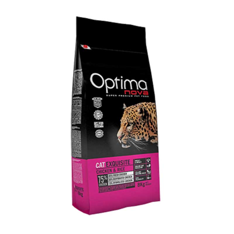 Optima Cat Exuisite Chicken 2кг
