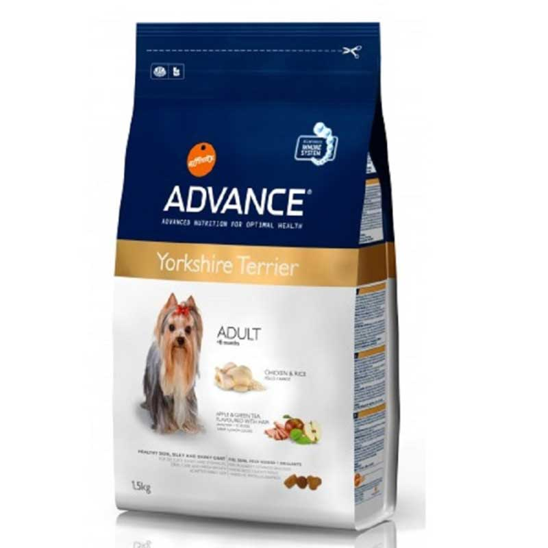Advance Dog Yorkshire Terrier 1.5кг