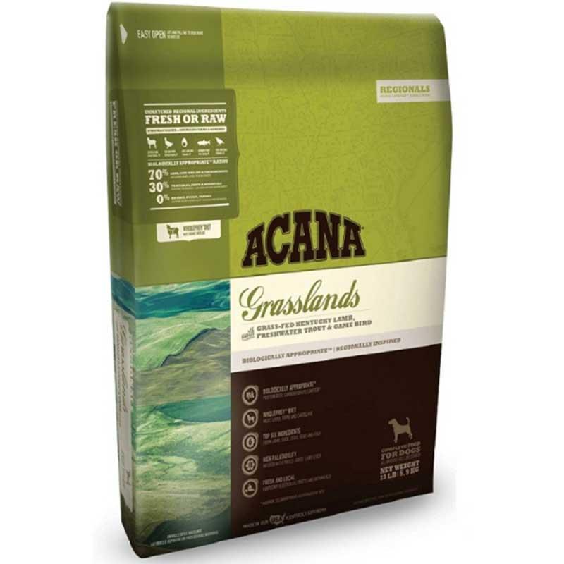 Acana Grasslands 11.400кг
