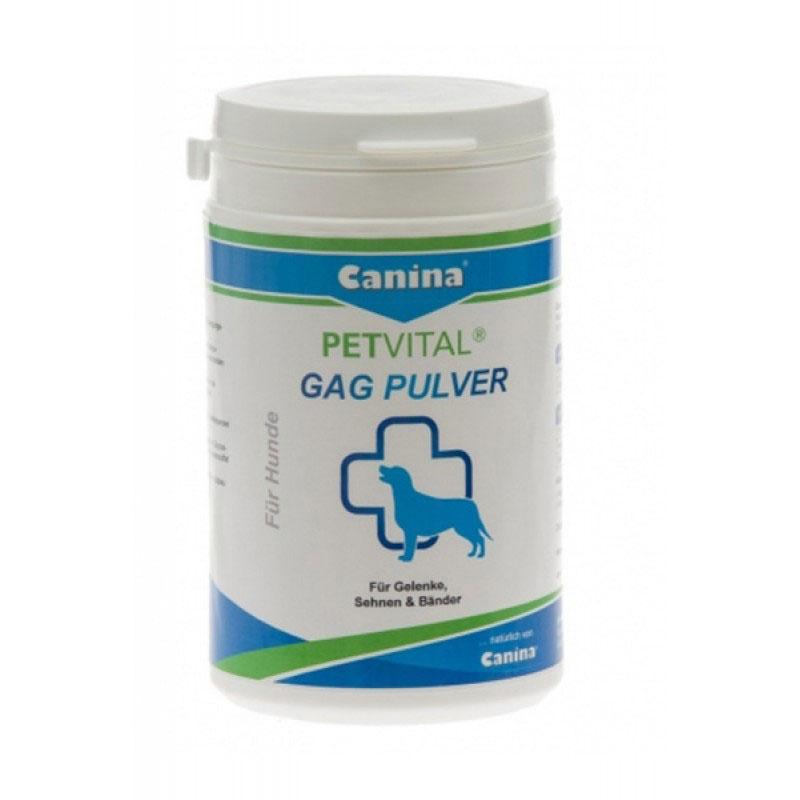 Canina Petvital GAG Powder -  за укрепване на съединителната тъкан, ставите, хрущялите, костите, зъбите, връзките и сухожилията