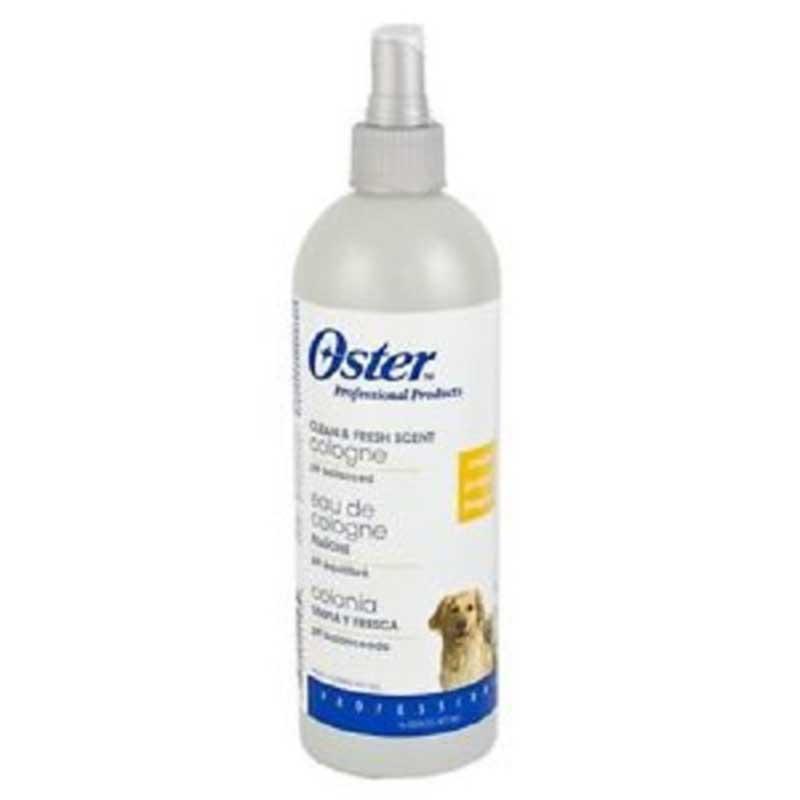Oster Clean Fresh scent - завършващ спрей за блясък и аромат 473мл