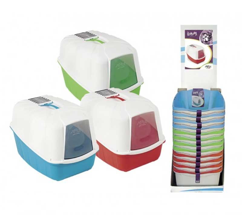 Nobby филтър за котешка тоалетна Komoda 3бр