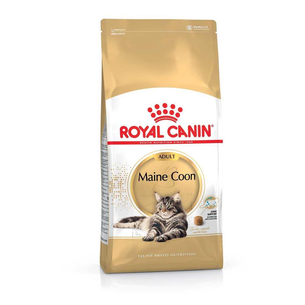 Royal Canin Maine Coon 31 - за котки от породата Мейн Куун над 15 месеца