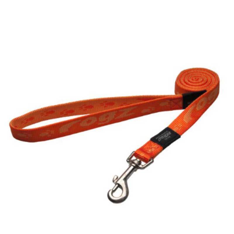 Rogz Alpinist D - оранжев повод за кучета