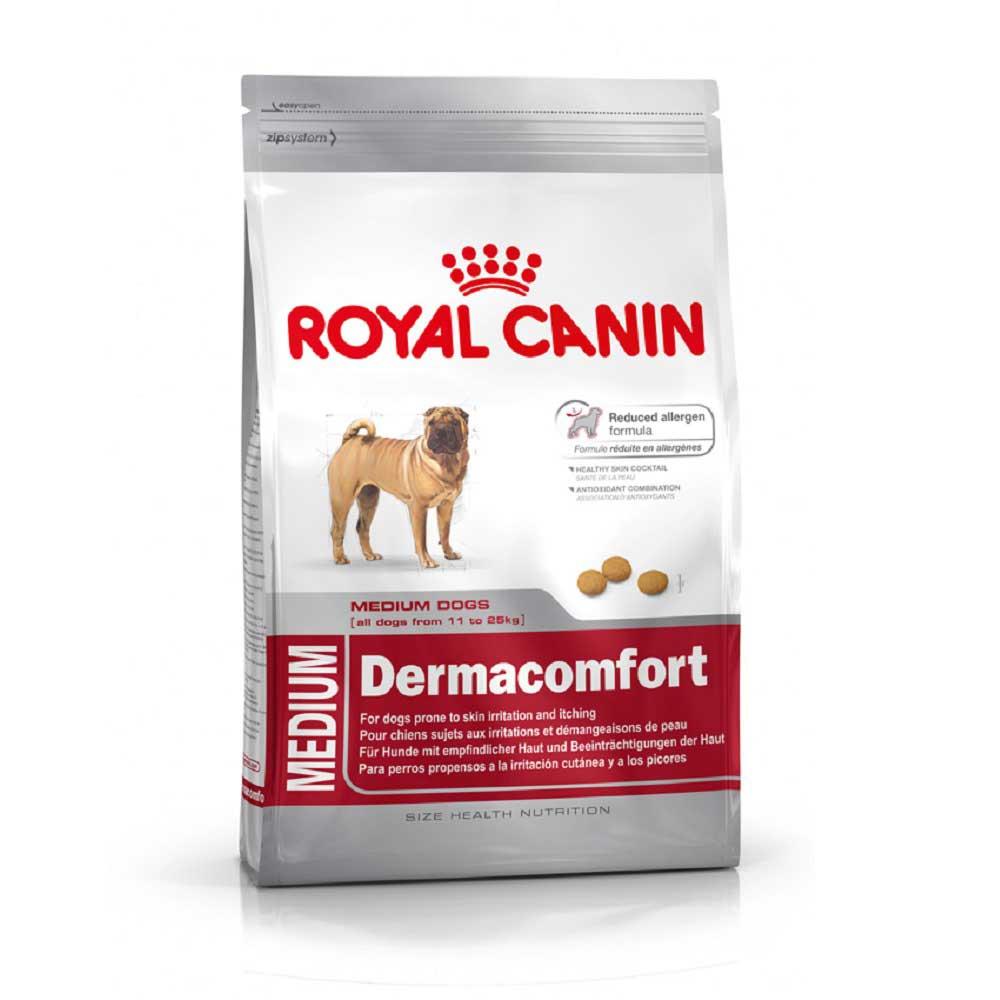 Royal Canin Medium Dermacomfort - за средни породи кучета с кожни раздразнения