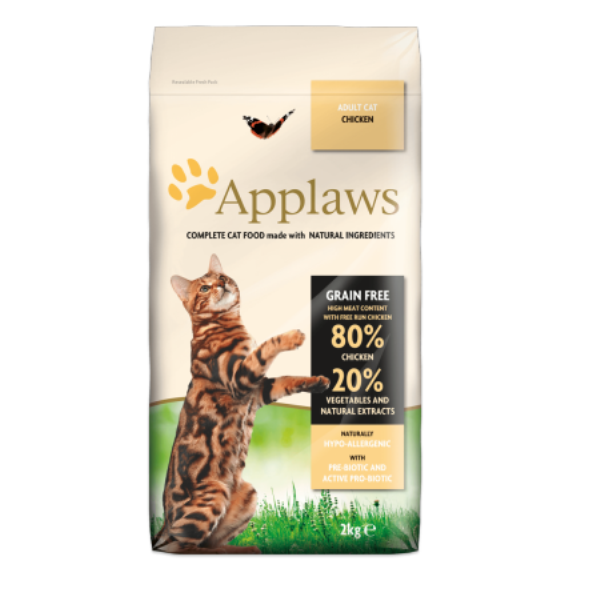 Applaws Adult Chicken - котешка храна