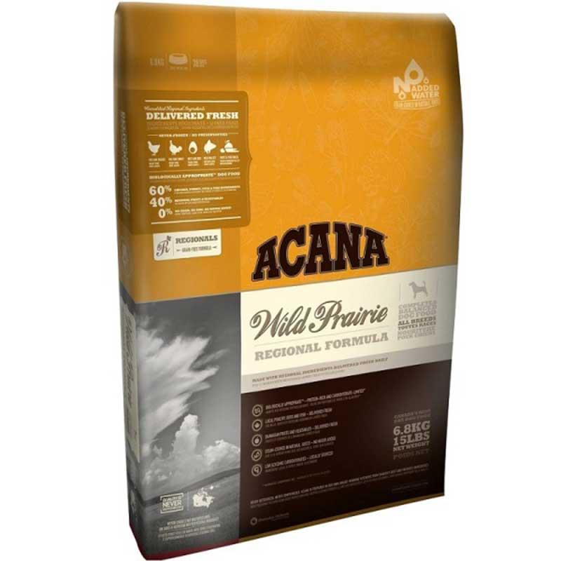 Acana Wild Prairie 11.400кг