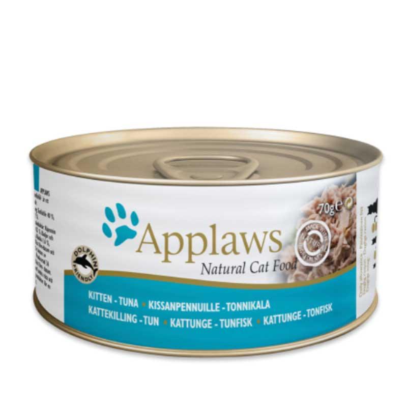 Applaws Kitten Tin – Tuna - консерва за котенца с риба тон 70гр