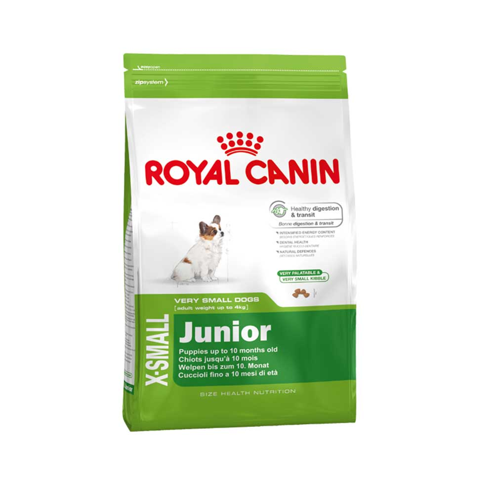 Royal Canin X-Small Junior - за кученца от мини породи