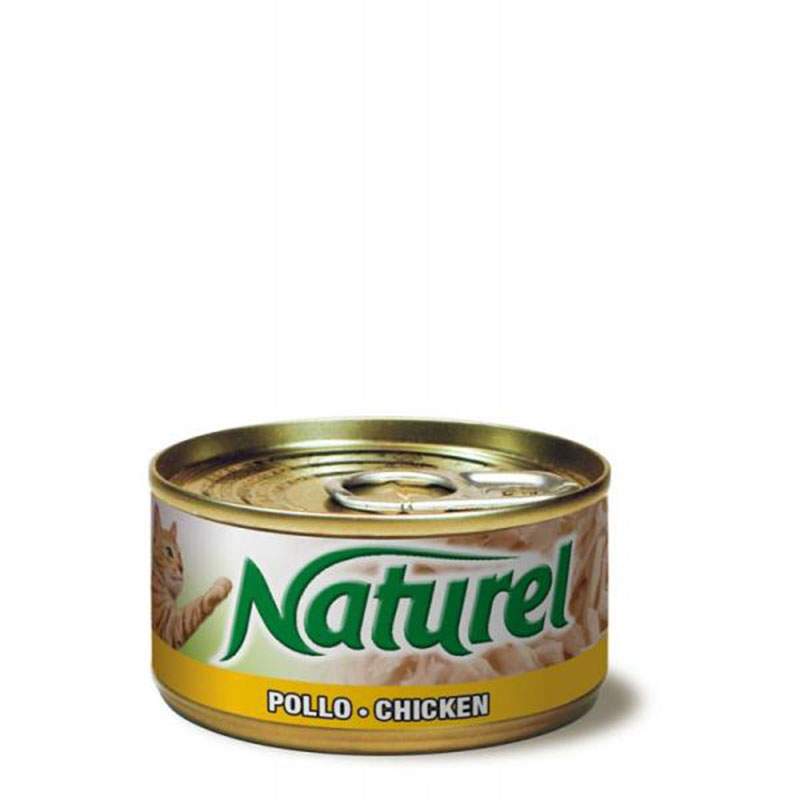 Life Natural Naturel Chicken - с пилешко филе 70гр