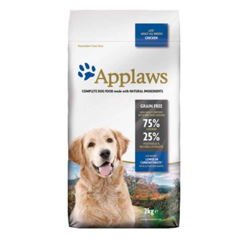 Applaws Adult All Breeds Lite - кучешка храна за кучета
