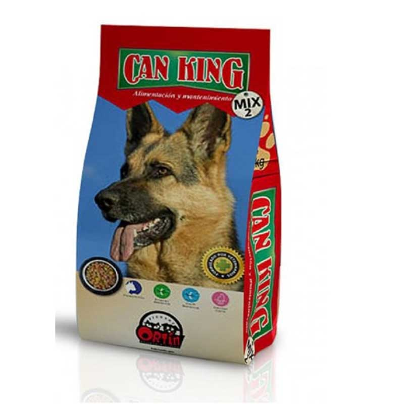 Piensos Ortin Can King Mix2 20кг