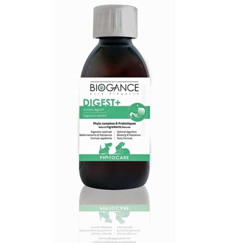 Biogance Digest + - възстановява чревната флора и подпомага храносмилането 200мл