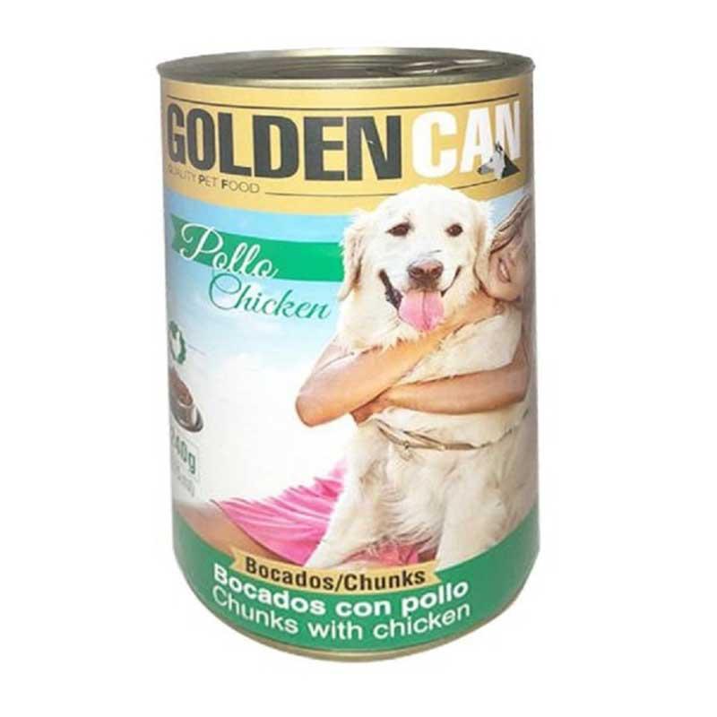 Piensos Ortin Golden Can Pollo Chicken 1240гр