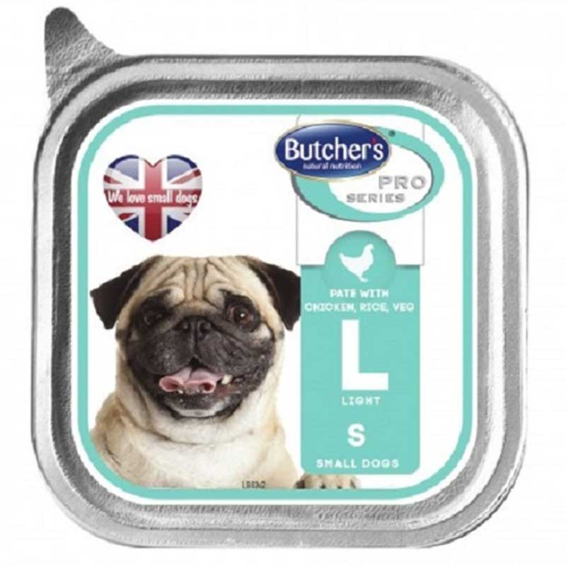 Butchers Pro series L with chicken pate - пастет с пилешко месо 150гр