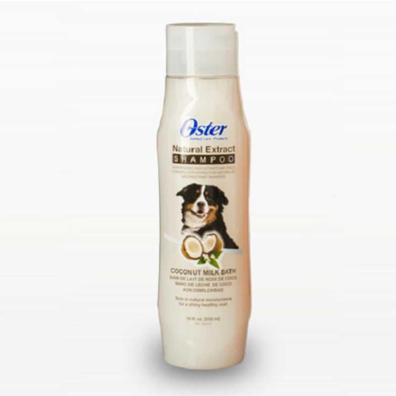 Oster Coconunt Milk Bath Shampoo - шампоан с натурален екстракт от кокосово мляко 512мл