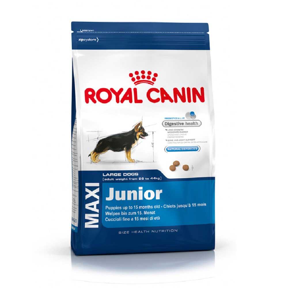 Royal Canin Maxi Junior - за кученца от големите породи
