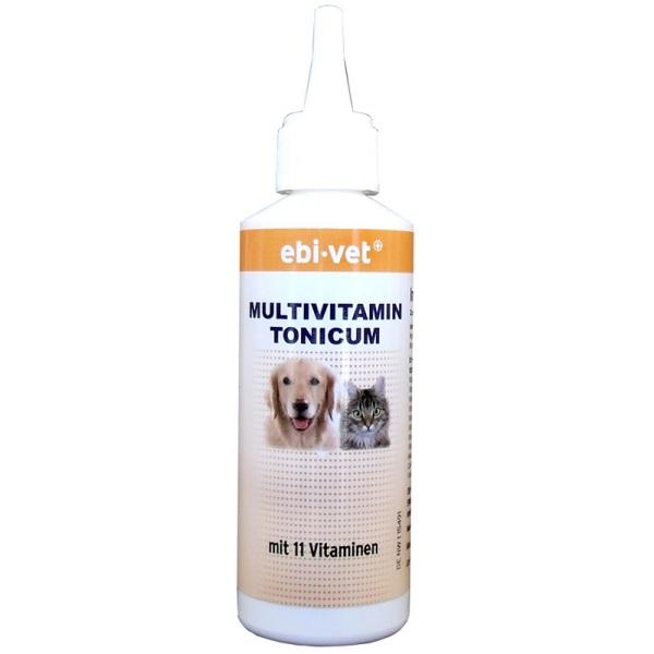 Ebi-Vet Multivitamin Tonicum - мултивитаминен тоник 100мл