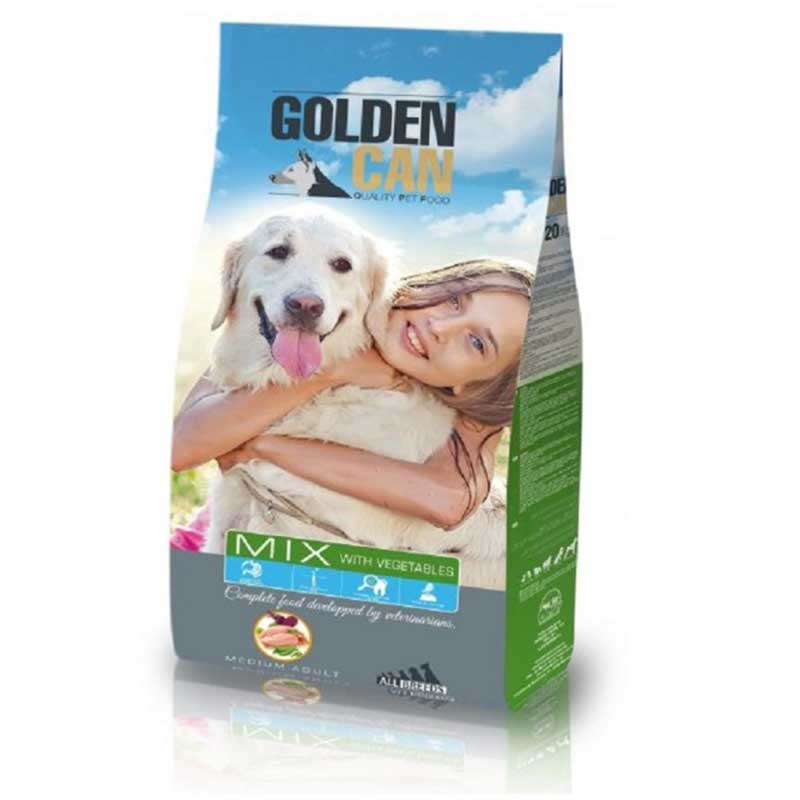 Piensos Ortin Golden Can Mix 20кг