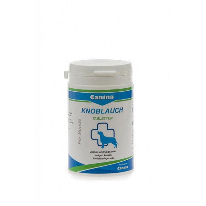 Canina Petvital Garlic Tablets - премахва паразити, силен антибактериален ефект