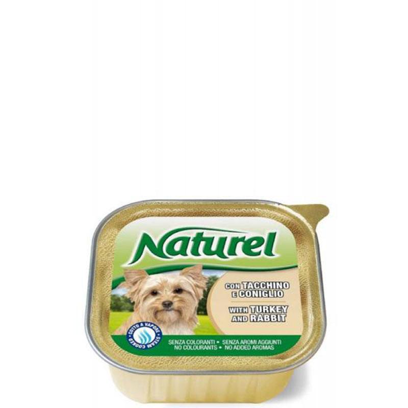 Life Natural Naturel Turkey and Rabbit - пастет с пуешко и заешко месо 150гр