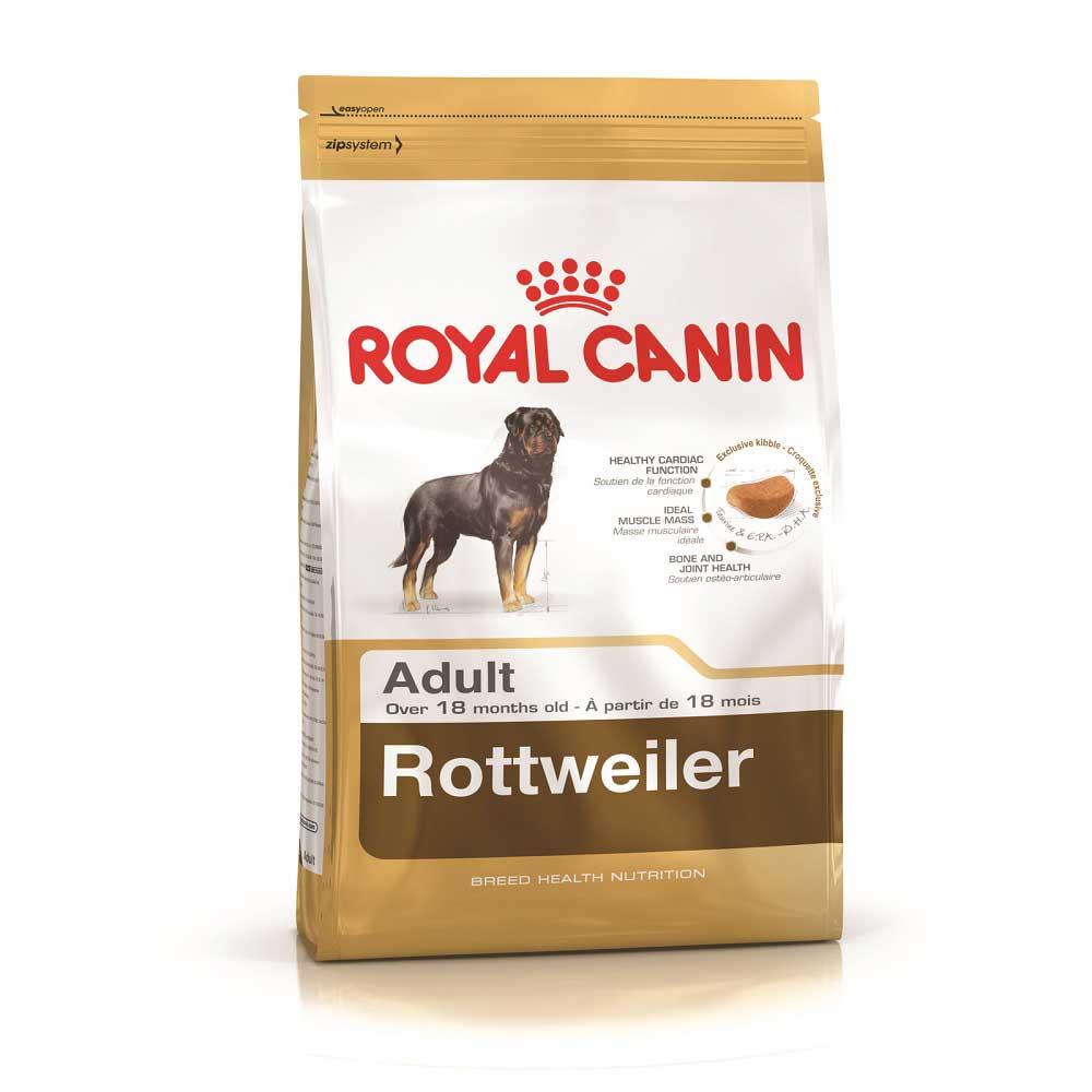 Royal Canin Rottweiler 26 - за кучета от порода Ротвайлер