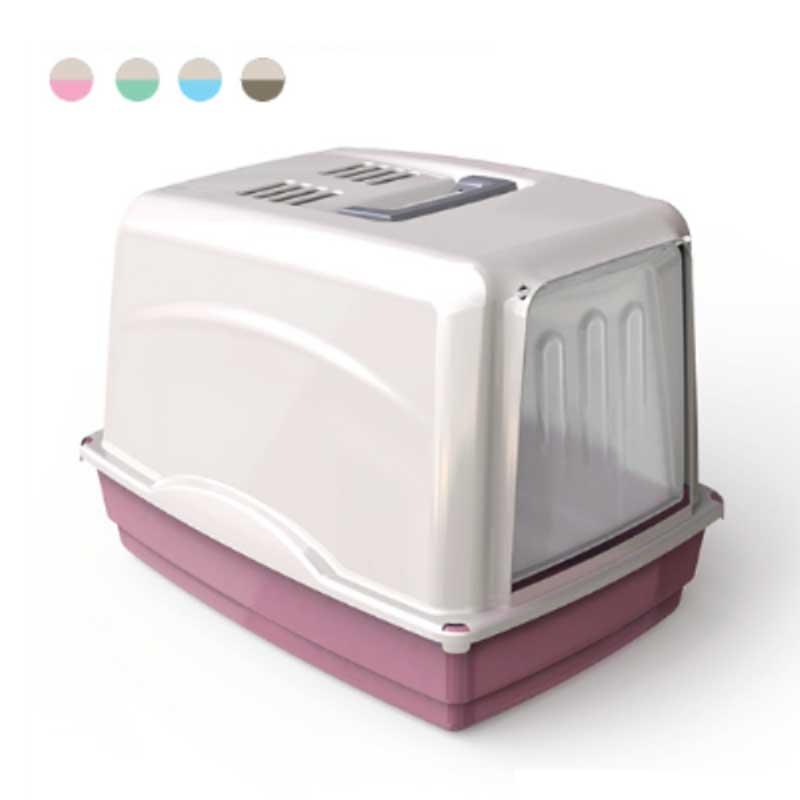 Georplast - котешка тоалетна с филтър 54/39/39см