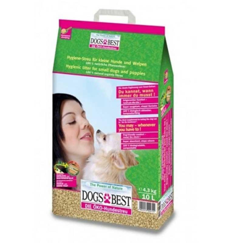 JRS Dogs Best - кучешка тоалетна 10л