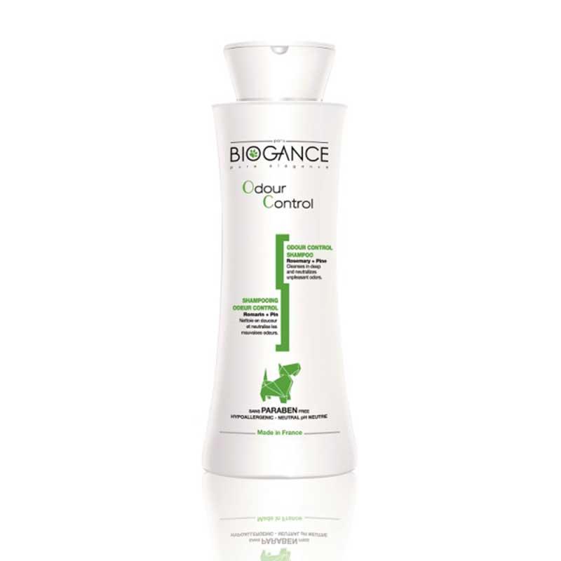 Biogance Odour Control Shampoo - против неприятни миризми 250мл