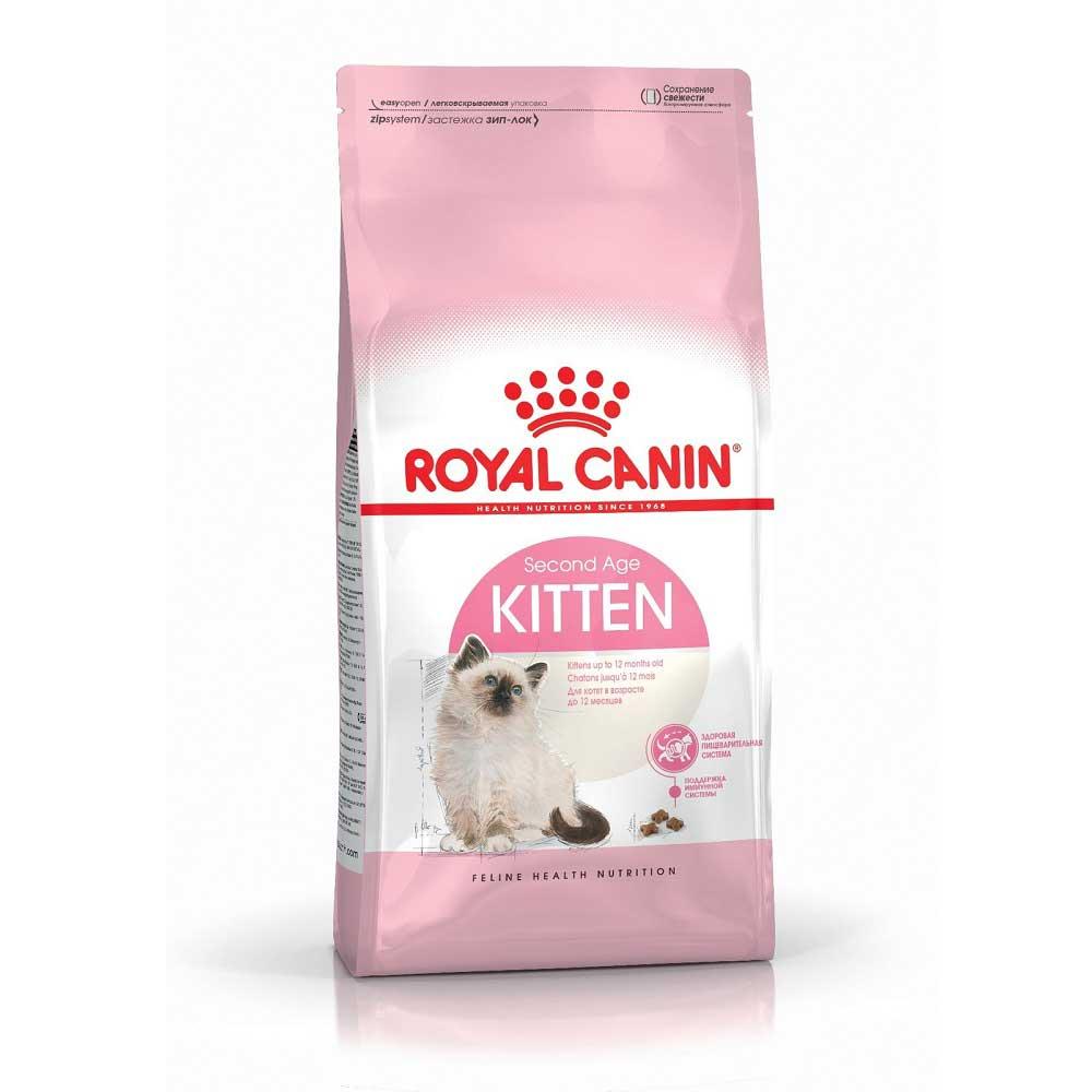 Royal Canin Kitten - за котенца до 12 месеца