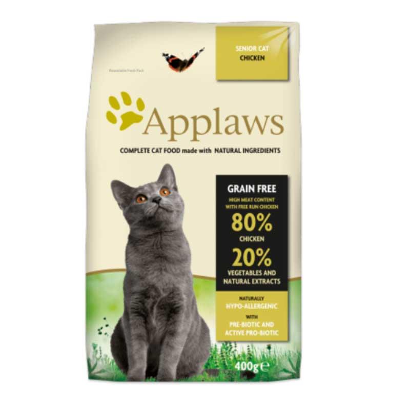 Applaws Senior Chicken - котешка храна
