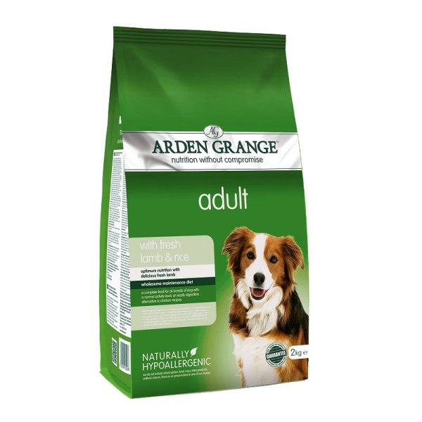 Arden Grange Adult Lamb & Rice - с агнешко месо и ориз