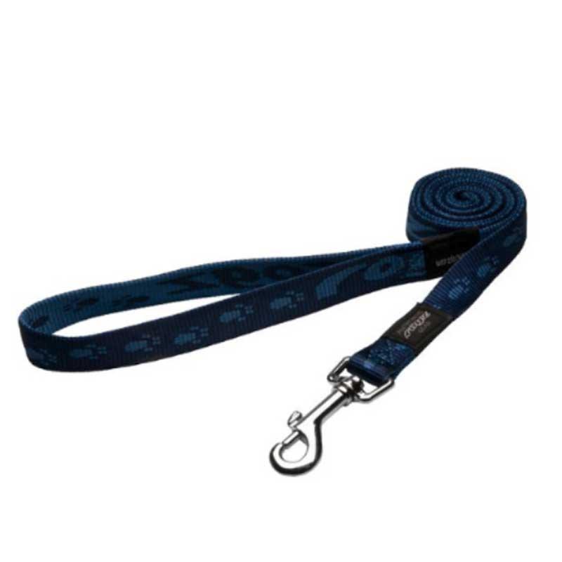 Rogz Alpinist B - син повод за кучета