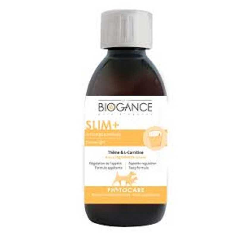 Biogance Slim + - помага за редуциране на наднормено тегло 200гр