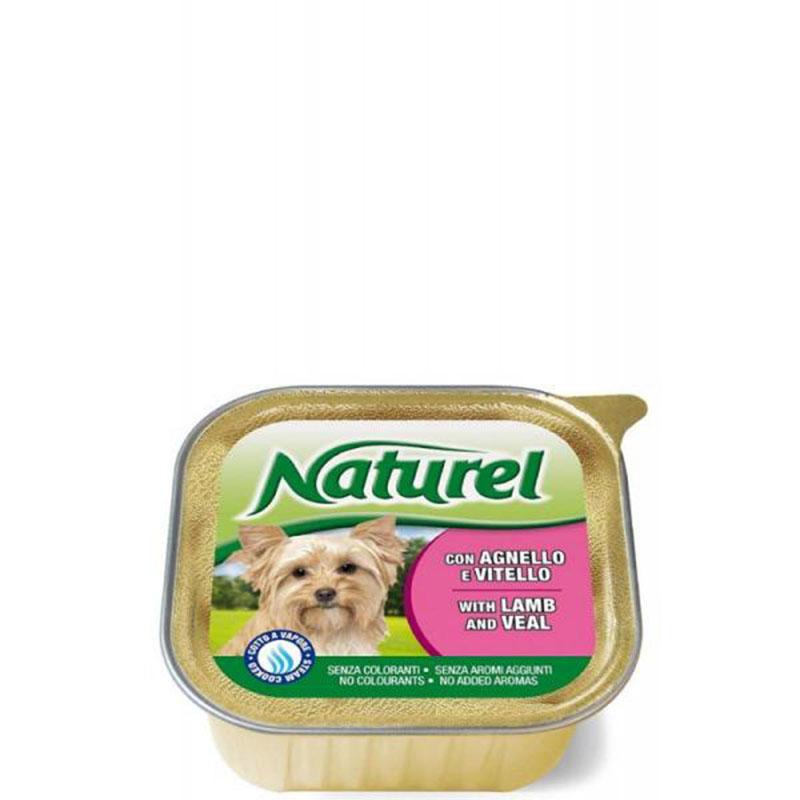Life Natural Lamb and Veal - пастет с агнешко и телешко месо 150гр