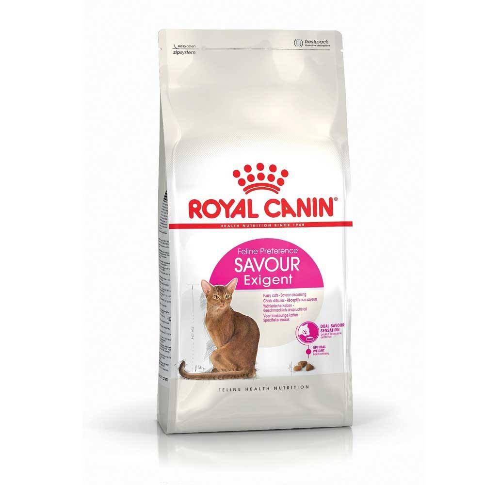 Royal Canin Exigent 35/30 Savour Sensation - за капризни котки над 1 годищна възраст