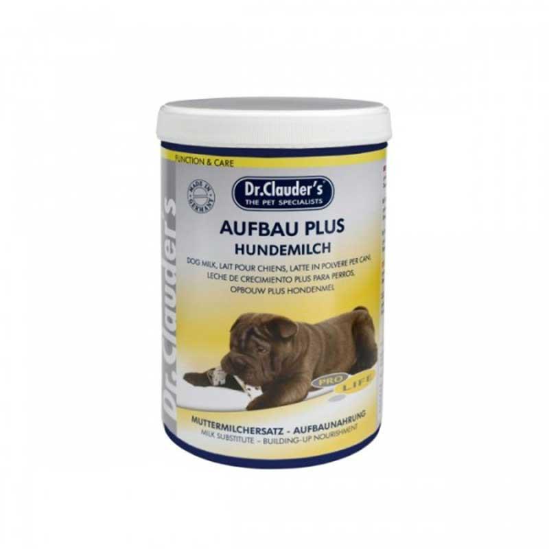 Dr. Clauder's AufBau Plus - сухо мляко за кученца 450гр