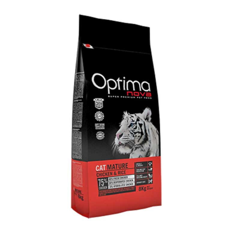 Optima Cat Mature Chicken 2кг