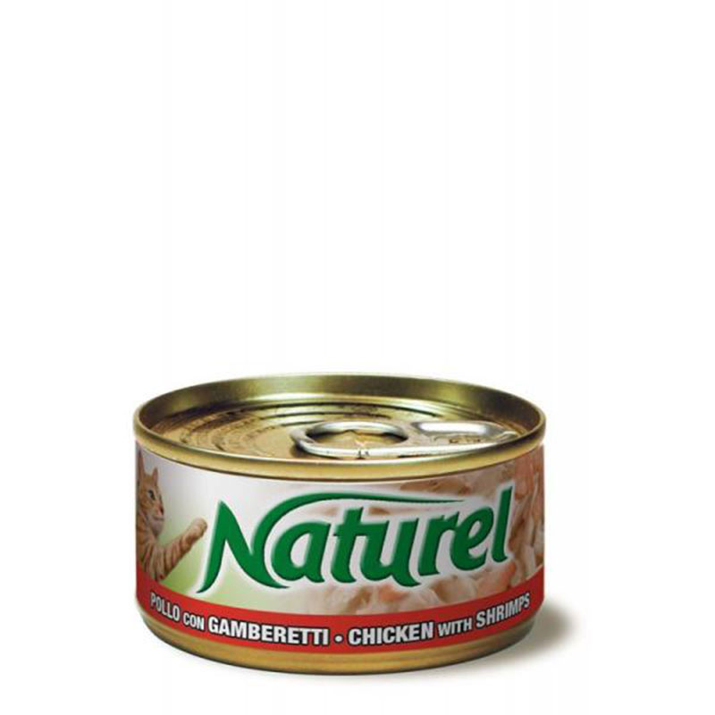 Life Natural Naturel Chicken with Shrimps - с пилешко филе и скариди 70гр