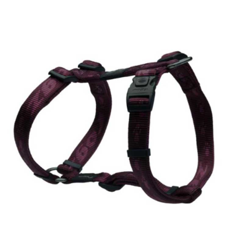 Rogz Alpinist E - лилав нагръдник за кучета