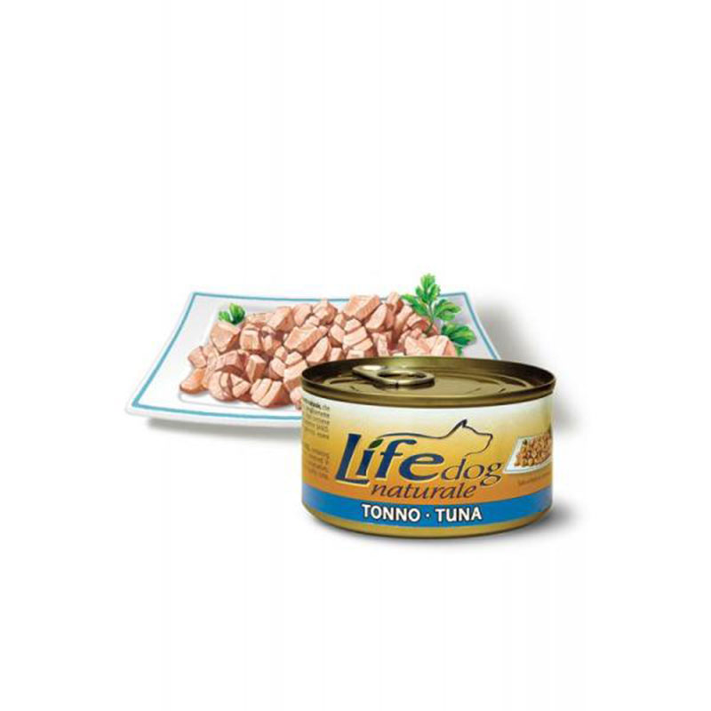 Life Natural Lifedogс Tuna - филенца риба тон 170гр