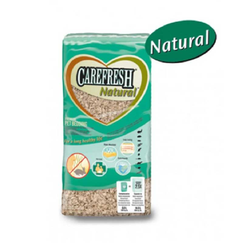 JRS Chipsi Carefresh Natural - изработен от естествени целулозни влакна 10л