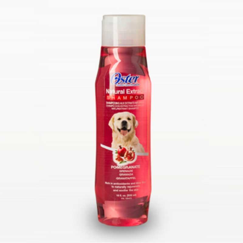 Oster Pomegranate Shampoo - шампоан с натурален екстракт от нар 512мл