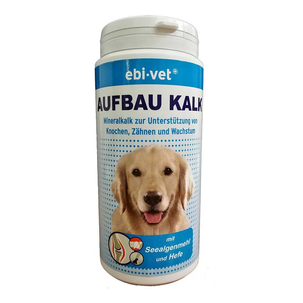 Ebi-Vet Aufbau Kalk - калций на прах за общо укрепващо действие 500гр