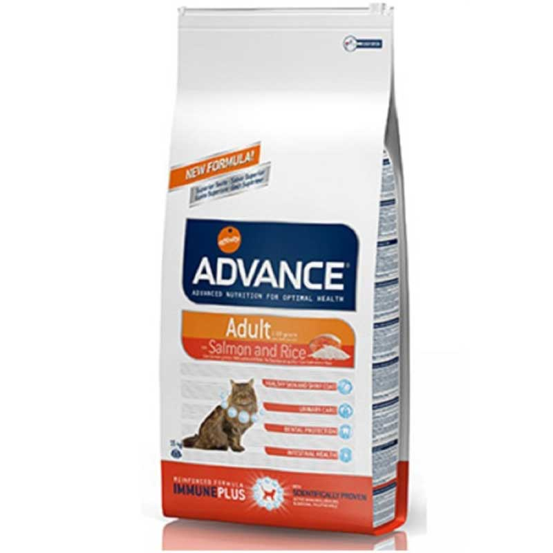 Advance Adult Salomon and Rice