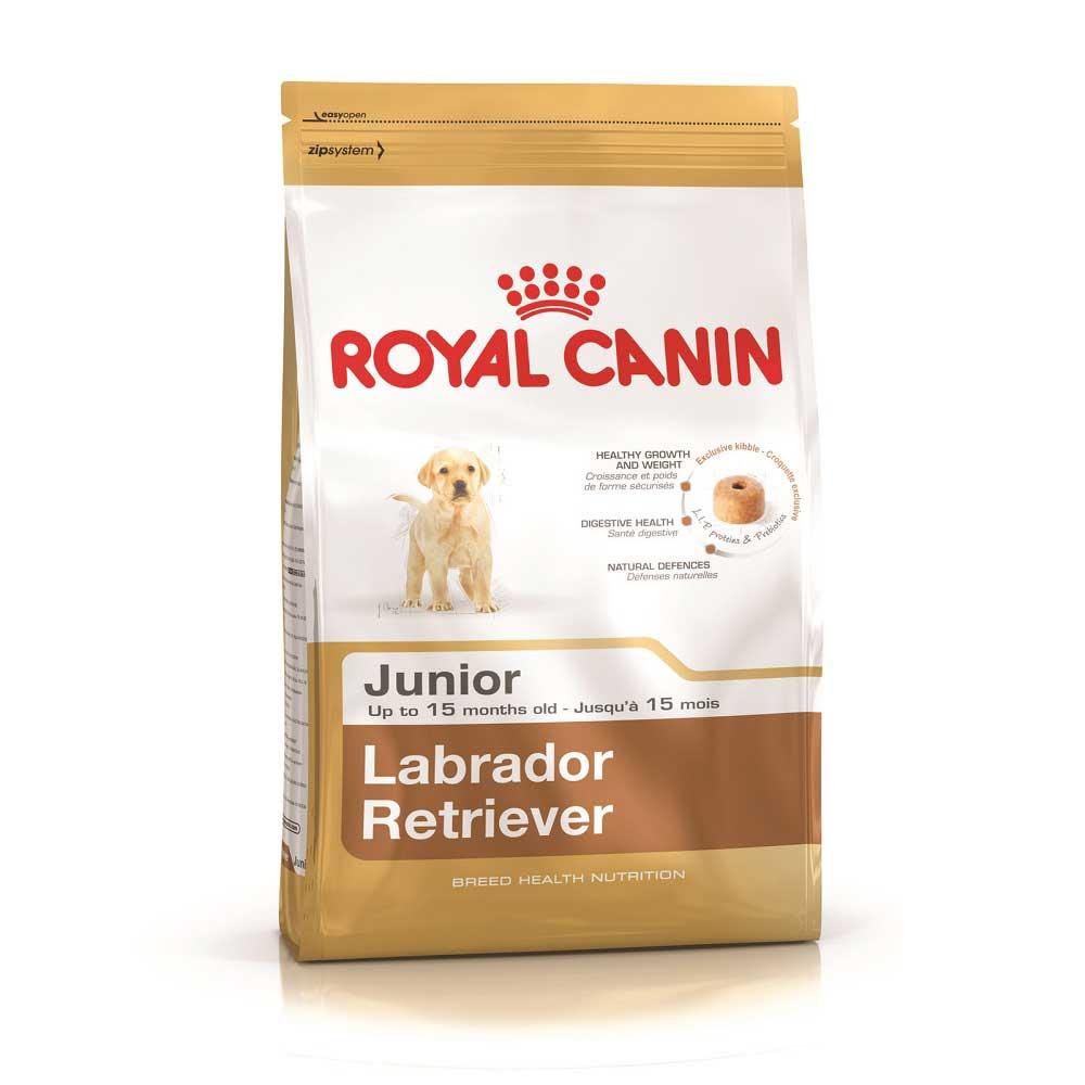 Royal Canin Labrador Retriever 33 Junior- за подрастващи кучета от порода Лабрадор