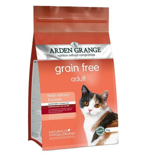 Arden Grange Adult Salmon - със сьомга и картофи
