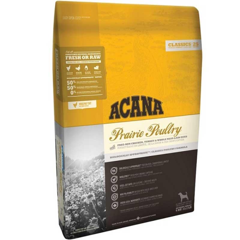 Acana Prairie Poultry 11.400кг