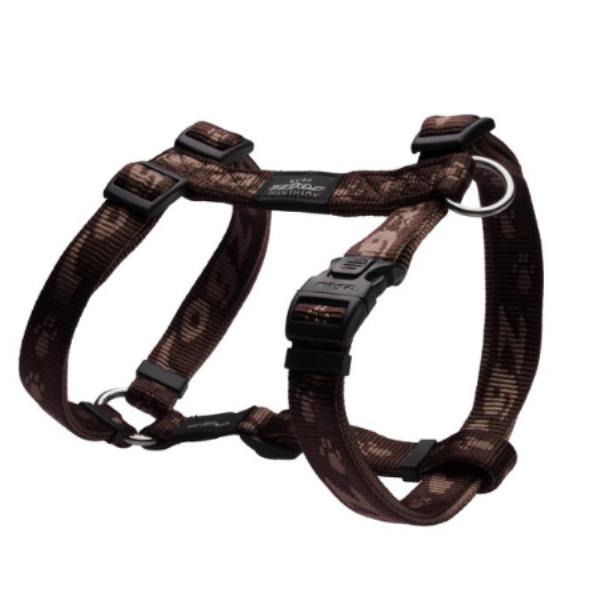 Rogz Alpinist J - кафяв нагръдник за кучета