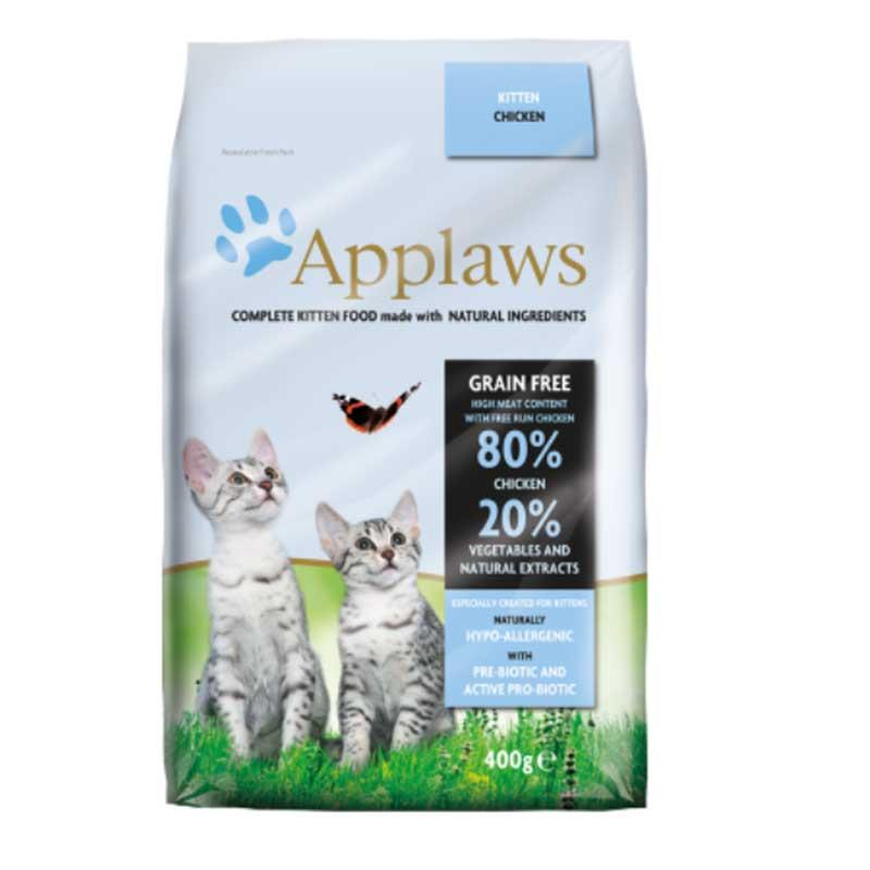 Applaws Kitten Chicken - котешка храна за котки от 1 до 12 месеца